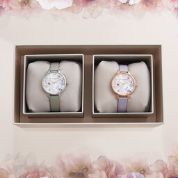 Mother & Daughter Sunlight Floral Gift Set