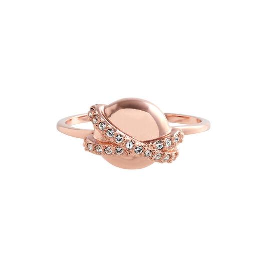 Planet Rose Gold Ring