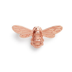 Lucky Bee Rose Gold Brooch