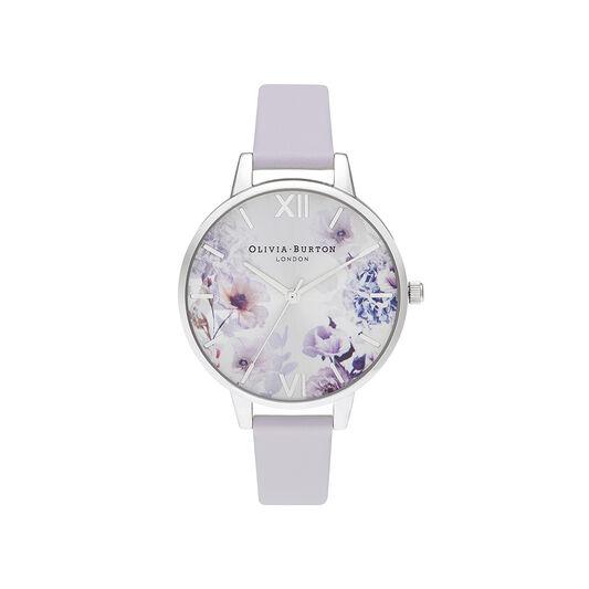 Sunlight Florals Demi Parma Violet & Silver