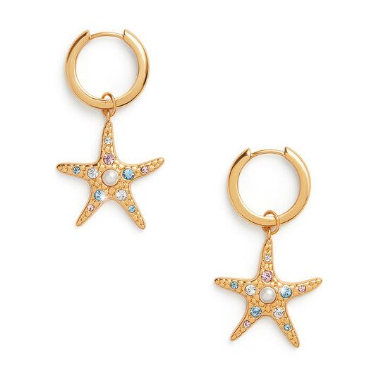 Starfish Gold Huggies