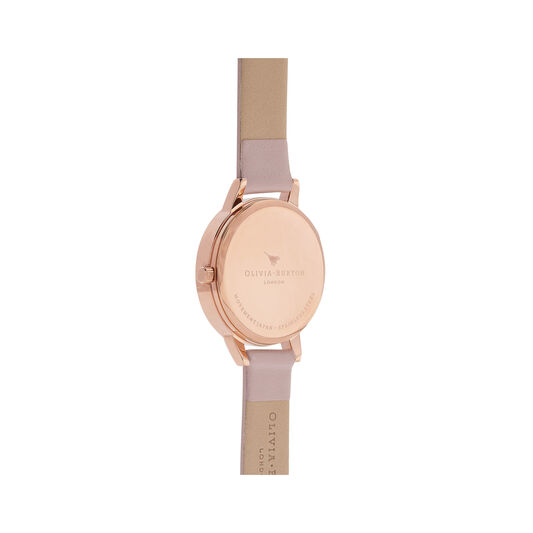 Olivia Burton Woodland Bunny Rose & Rose Gold Watch