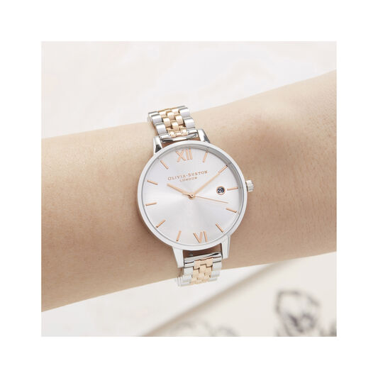 Sunray Demi Dial Watch