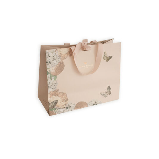 Signature Nude Peach Gift Wrap set