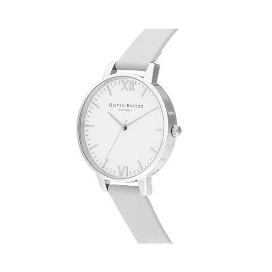 Timeless Silver & Grey