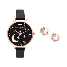 Celestial Black & Rose Gold Gift Set