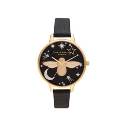 Ramdan  3D Bee, Black & Gold
