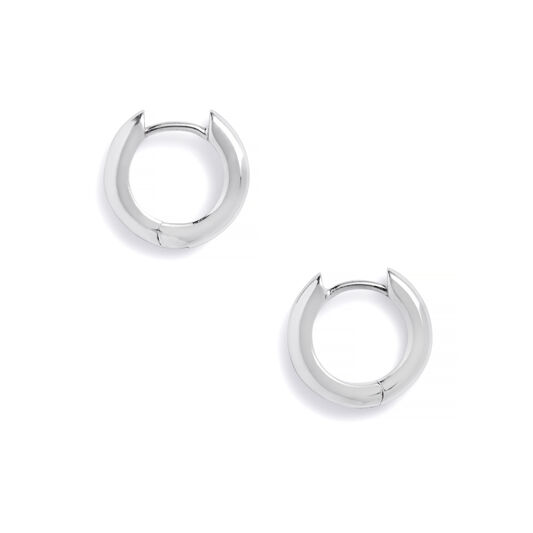 Huggie Hoop Earrings