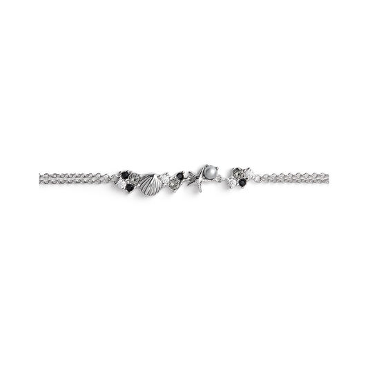 Under The Sea Chain Bracelet Silver