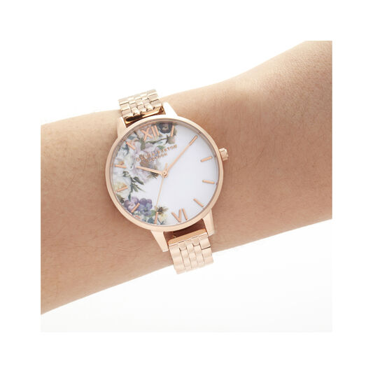 Demi Rose Gold Bracelet