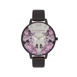 After Dark Black Floral & IP Black Watch