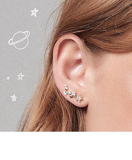 Women's Stars Jewellery