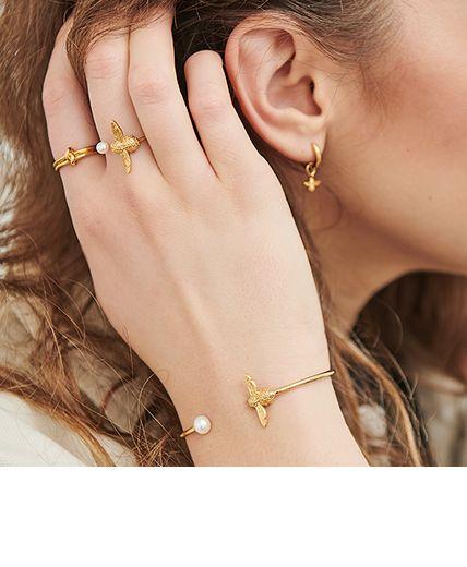 Women's bee Jewellery