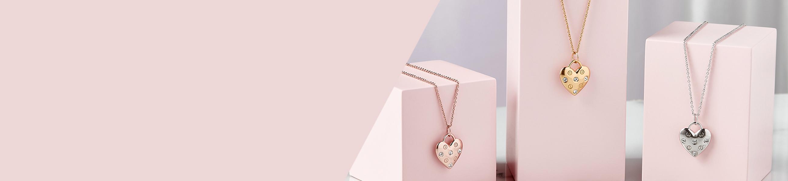 Crystal Embellished Jewelry